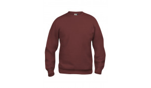 Basic roundneck college unisex
