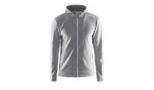 Miesten leisure full zip huppari